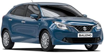 New 2016 Maruti Suzuki Baleno Zeta Automatic Pictures