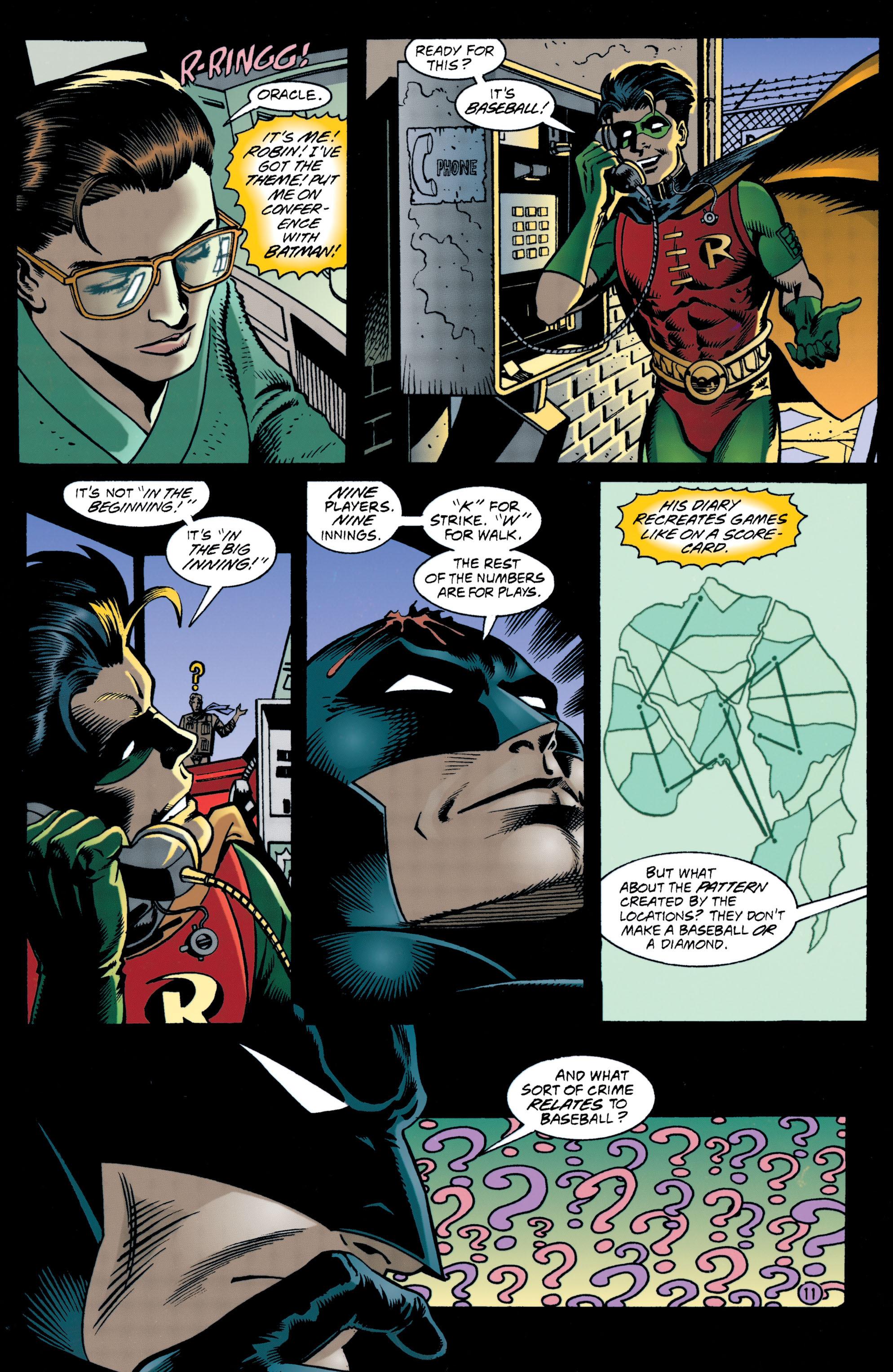 Detective Comics (1937) 707 Page 11