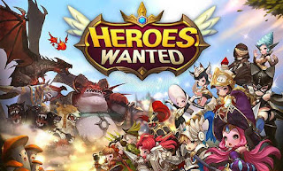 HEROES WANTED : Quest RPG Mod Apk