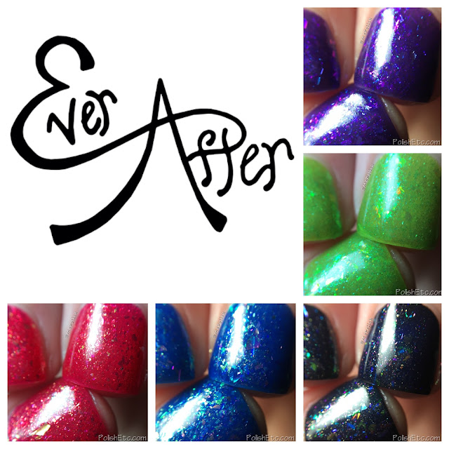 Ever After Polish - Flake It Up Collection - McPolish