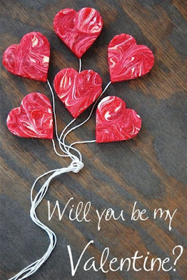 will you my valentine image