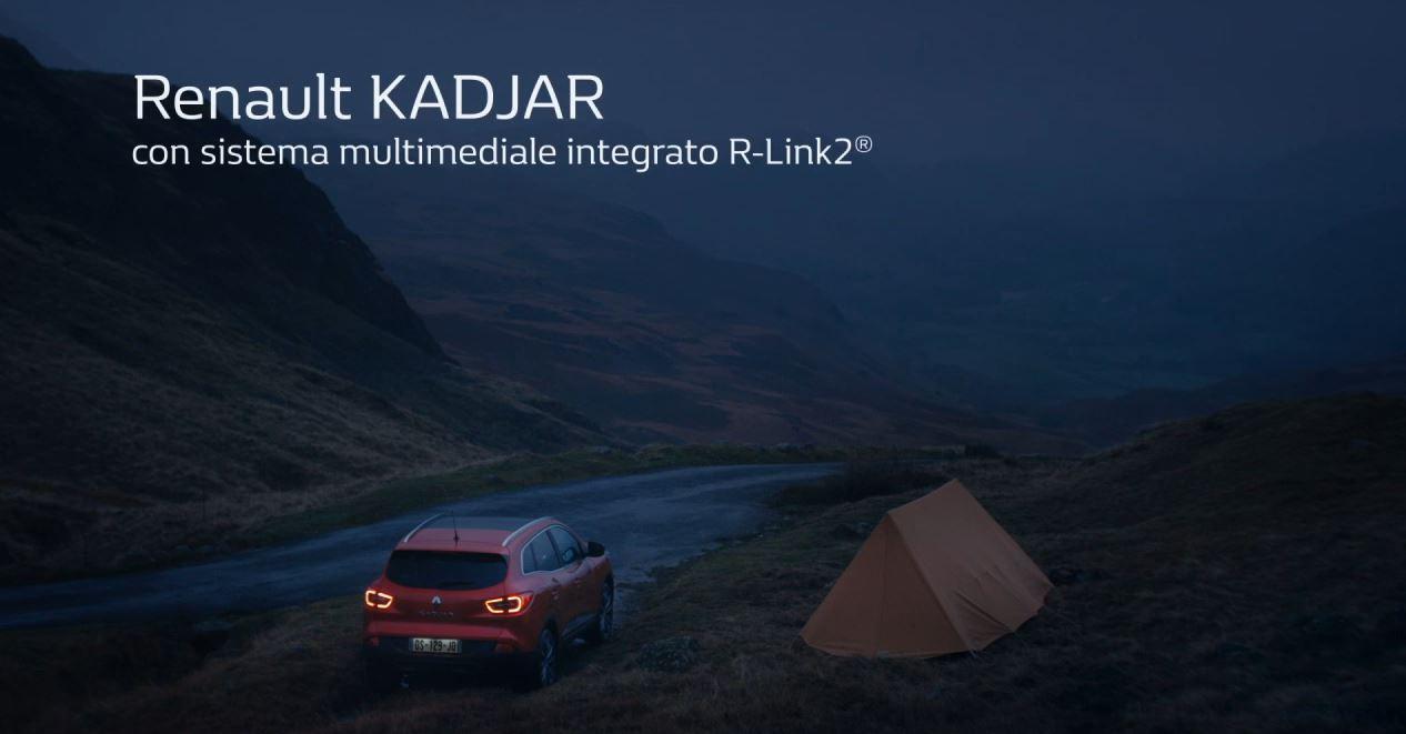 Canzone Pubblicità Renaul Kadjar con R-Link 2 | Musica spot Agosto 2016