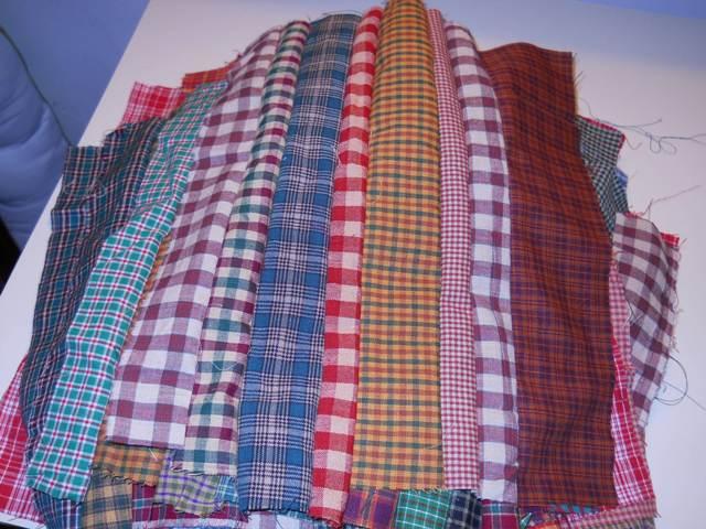 Snug Harbor Quilts Baby Lumberjack Quilt