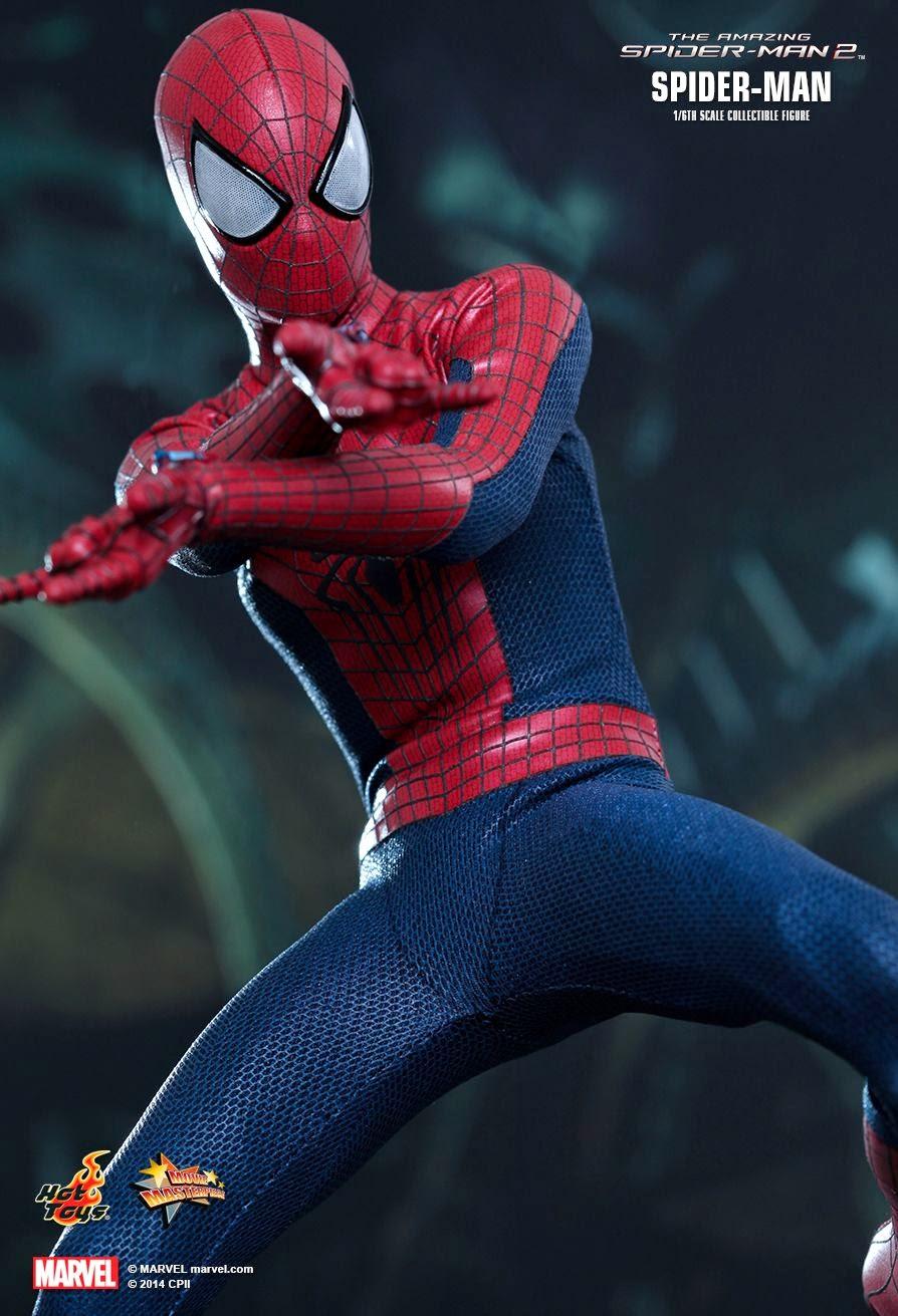 U Spiderman Hot Toys' 1...