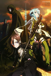 Sword Art Online II [14/24] [Mega] [Audio Castellano]