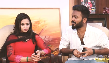 Franka Sollatta | Candid Interview With ManimegalaiHussain