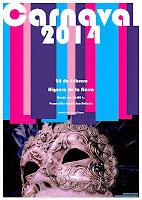 Carnaval de Higuera de la Sierra 2014