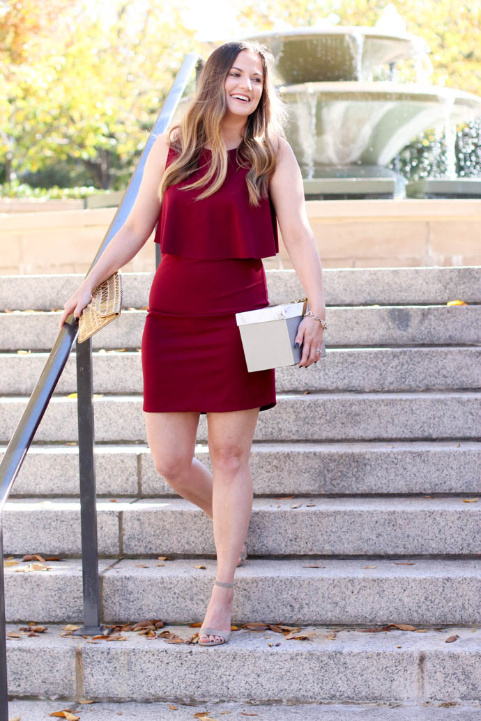 holiday party dress, christmas party dress, what to wear to a holiday party, amanda sumner, the girlish blog, girl(ish), spartanburg blogger, south carolina fashion blogger