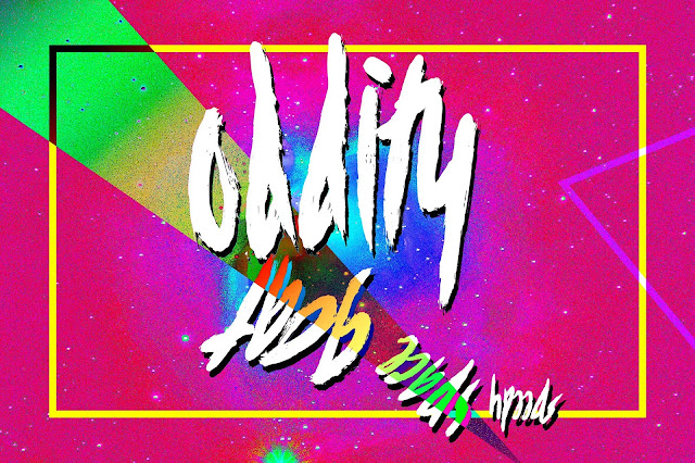Speedy Space Goat Oddity Download Font Free