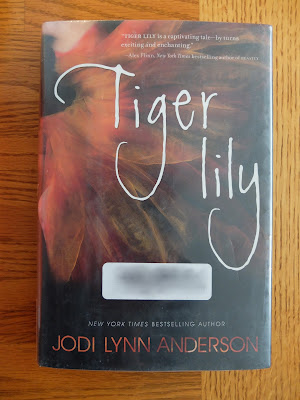 Tiger Lily by Jodi Lynn Anderson | Two Hectobooks