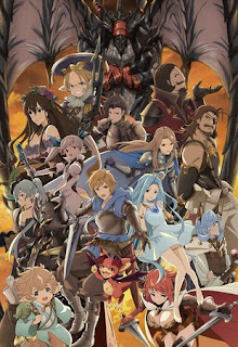 'Granblue Fantasy the Animation' Akan Tayang Selama 14 Episode