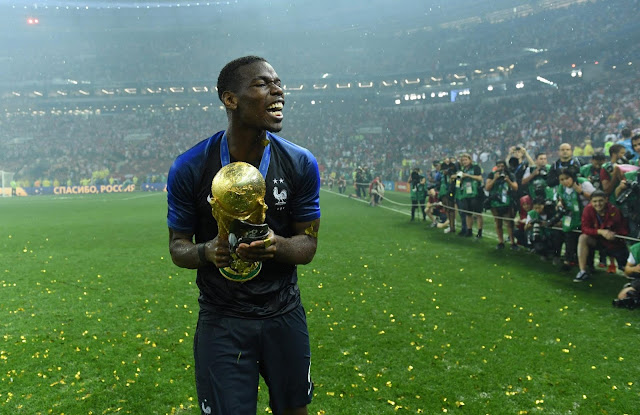 Despite The Death Of His Brother, N'golo Kanté Led France Until The Victory Of The World Cup