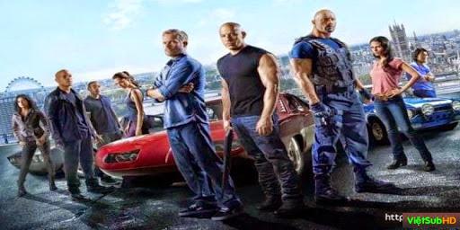 Phim Quá Nhanh Quá Nguy Hiểm 7 VietSub HD | Fast & Furious 7 2015