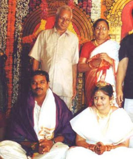 VN Aditya Family Wife Parents children's Marriage Photos