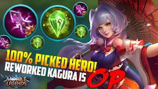 Mobile Legends selalu menjadi pembicaraan dimana Pengen Jago Pakai Kagura Mobile Legends?