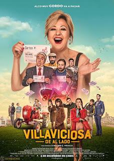 Poster de Villaviciosa de al lado