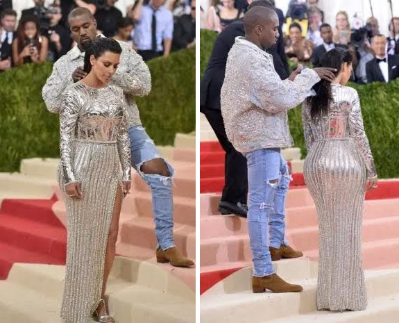 Kanye West & Kim Kardashian Earns Best Dressed Couple Title At 2016 Met Gala