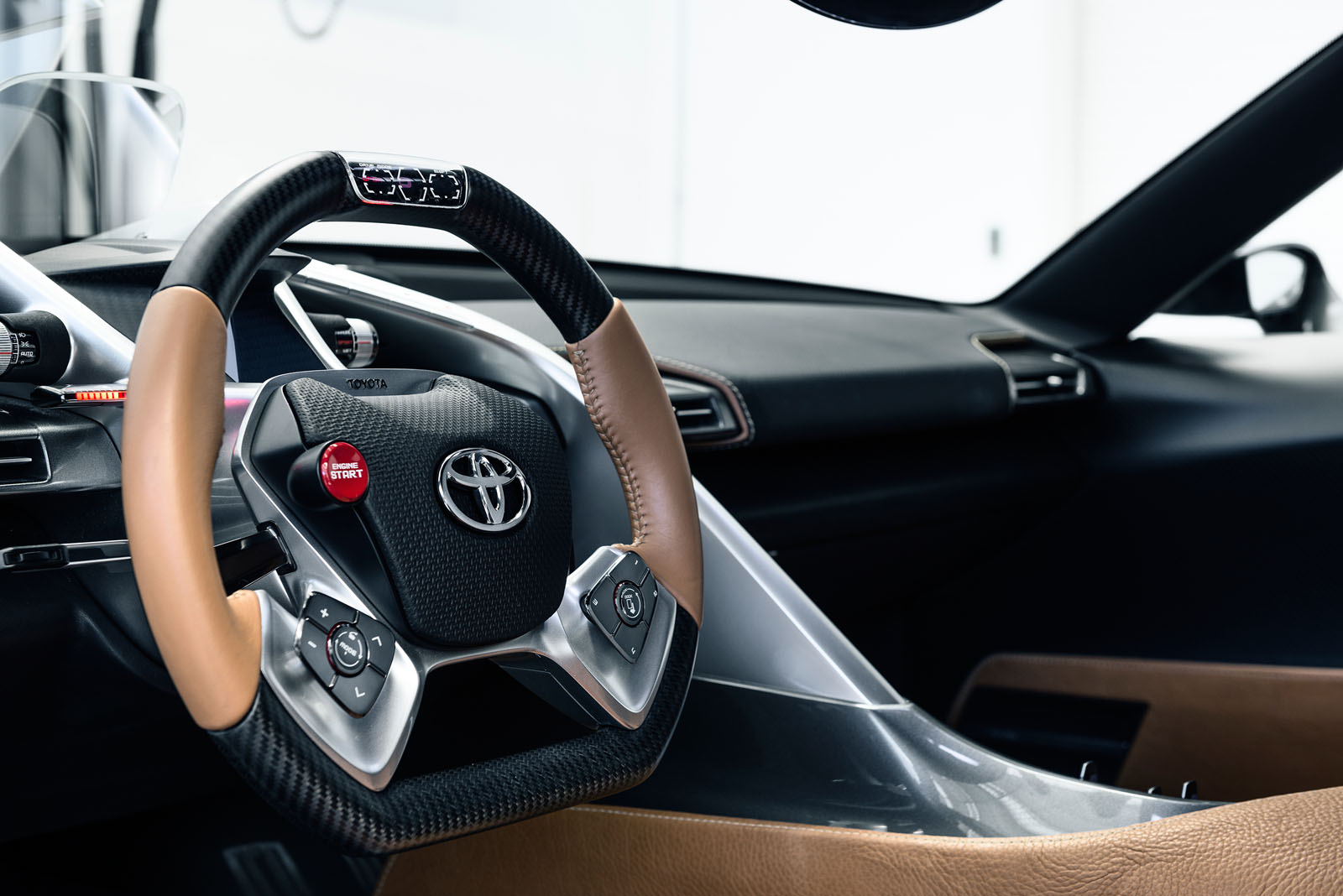 New Toyota Supra To Pair Electric Motors With A BMW Engine