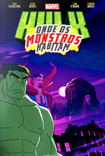 Hulk: Onde os Monstros Habitam - HDRip Dual Áudio