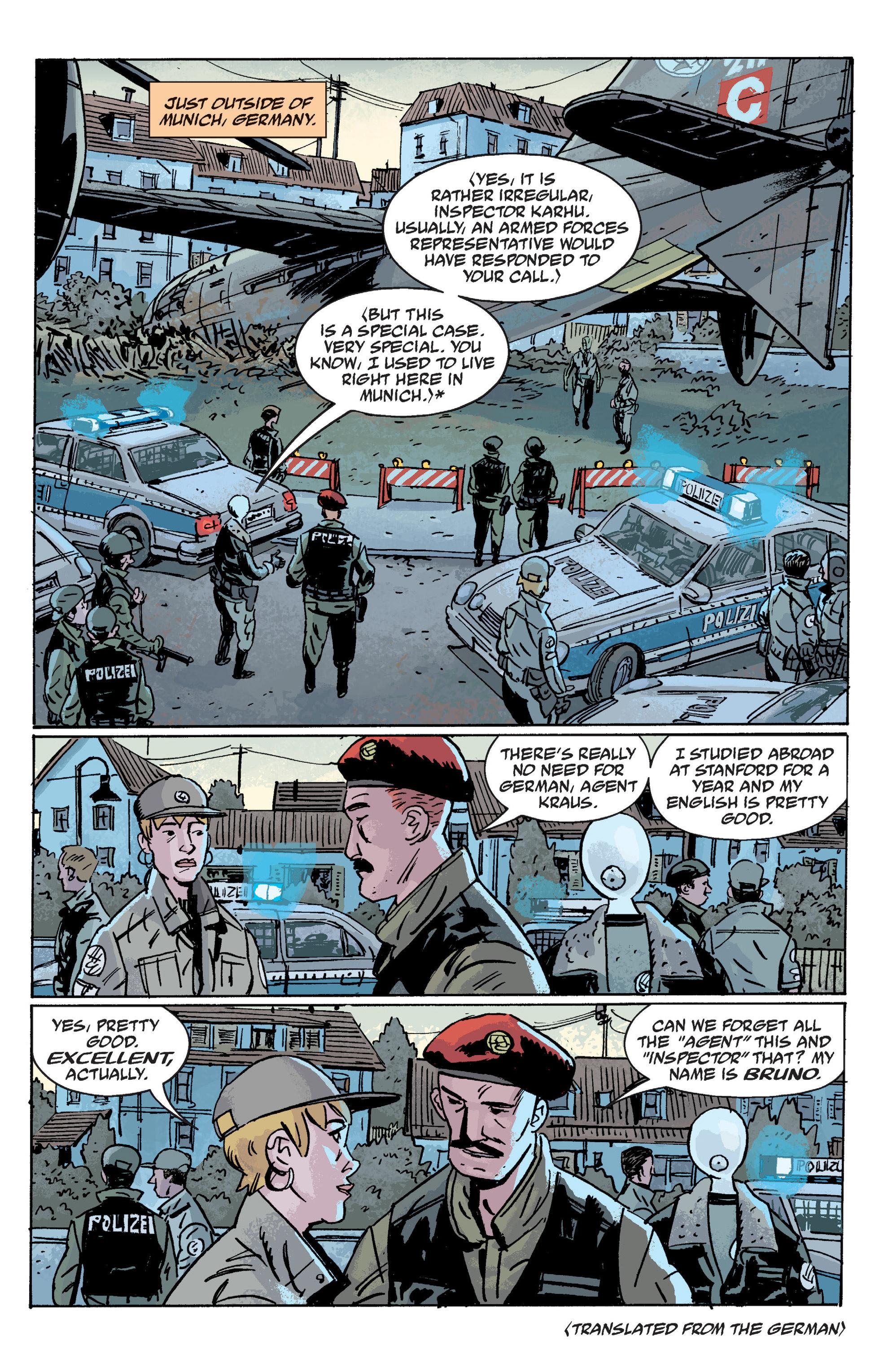 Read online B.P.R.D. (2003) comic -  Issue # TPB 10 - 69