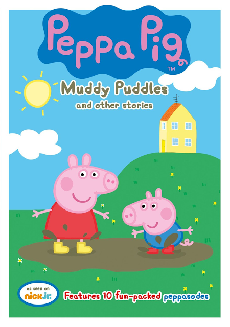 Peppa Pig: Muddy Puddles and Other Stories [Latino]
