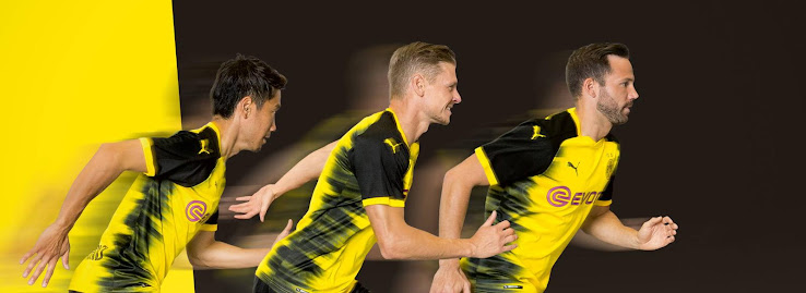 049d6ce8035 Borussia Dortmund 17-18 Champions League Kit Released - Footy Headlines