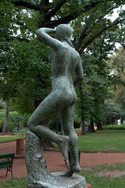 Human Body Garden