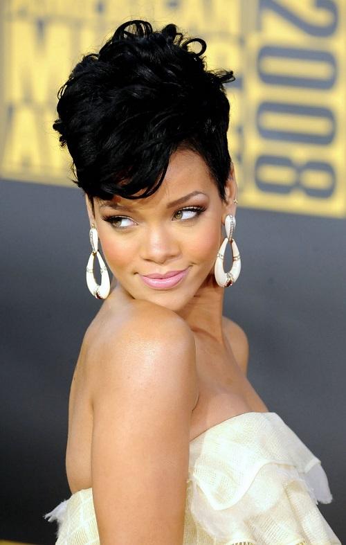 Outstanding Mohawk Hairstyles For African American Women New Hairstyles Short Hairstyles For Black Women Fulllsitofus