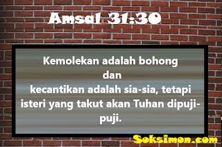 Ayat Alkitab tentang Pacaran