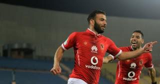 نتيجة مباراة الأهلى والمقاولون اليوم الاحد 4564654