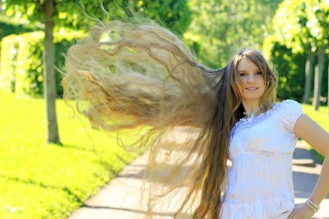 European girl wigs long hair extension
