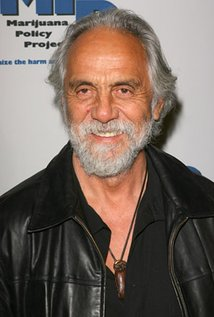Tommy Chong. Director of Cheech and Chong's The Corsican Brothers
