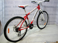 B 26 Inch Pacific Missoni 2.0 24 Speed Shimano Altus Mountain Bike