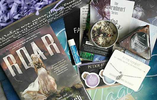 FAIRYLOOT UNBOXING JUNE 2017