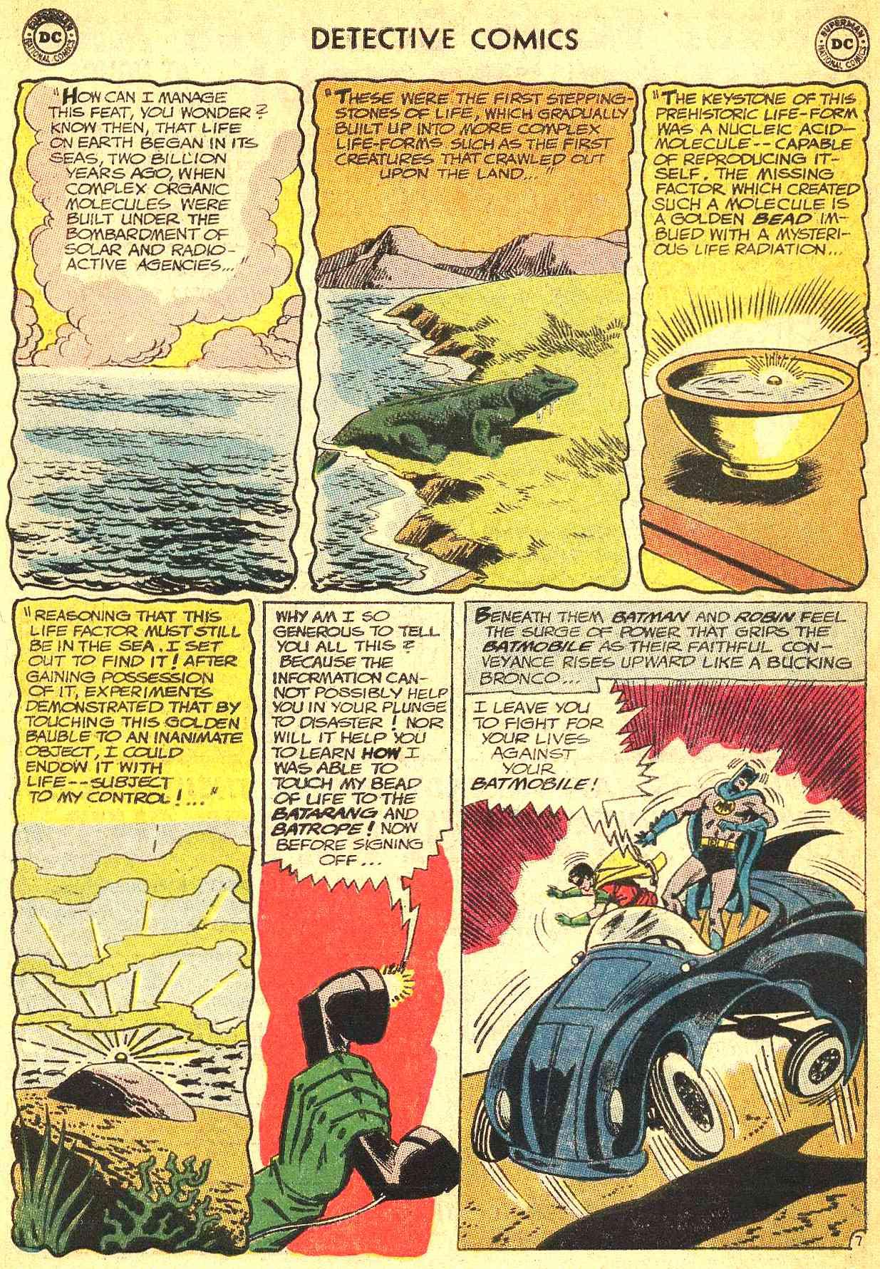 Detective Comics (1937) 340 Page 9