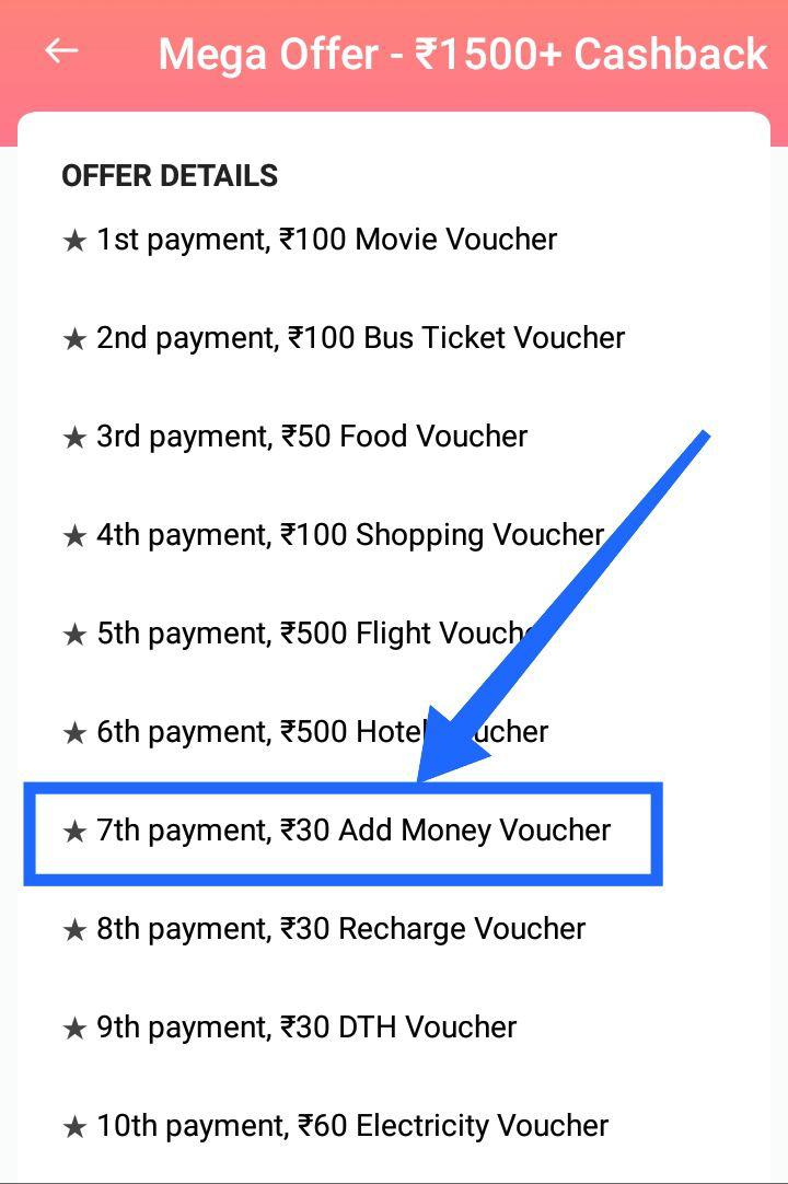Paytm Official Add Money Offer - Rs 30 Add Money Per Paytm Account