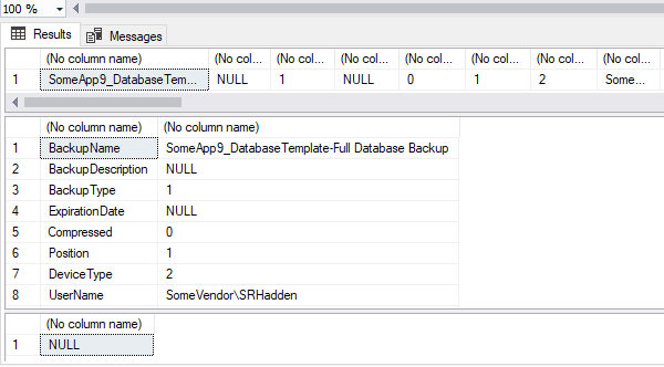 Dave Mason SQL Server R sp_execute_external_script