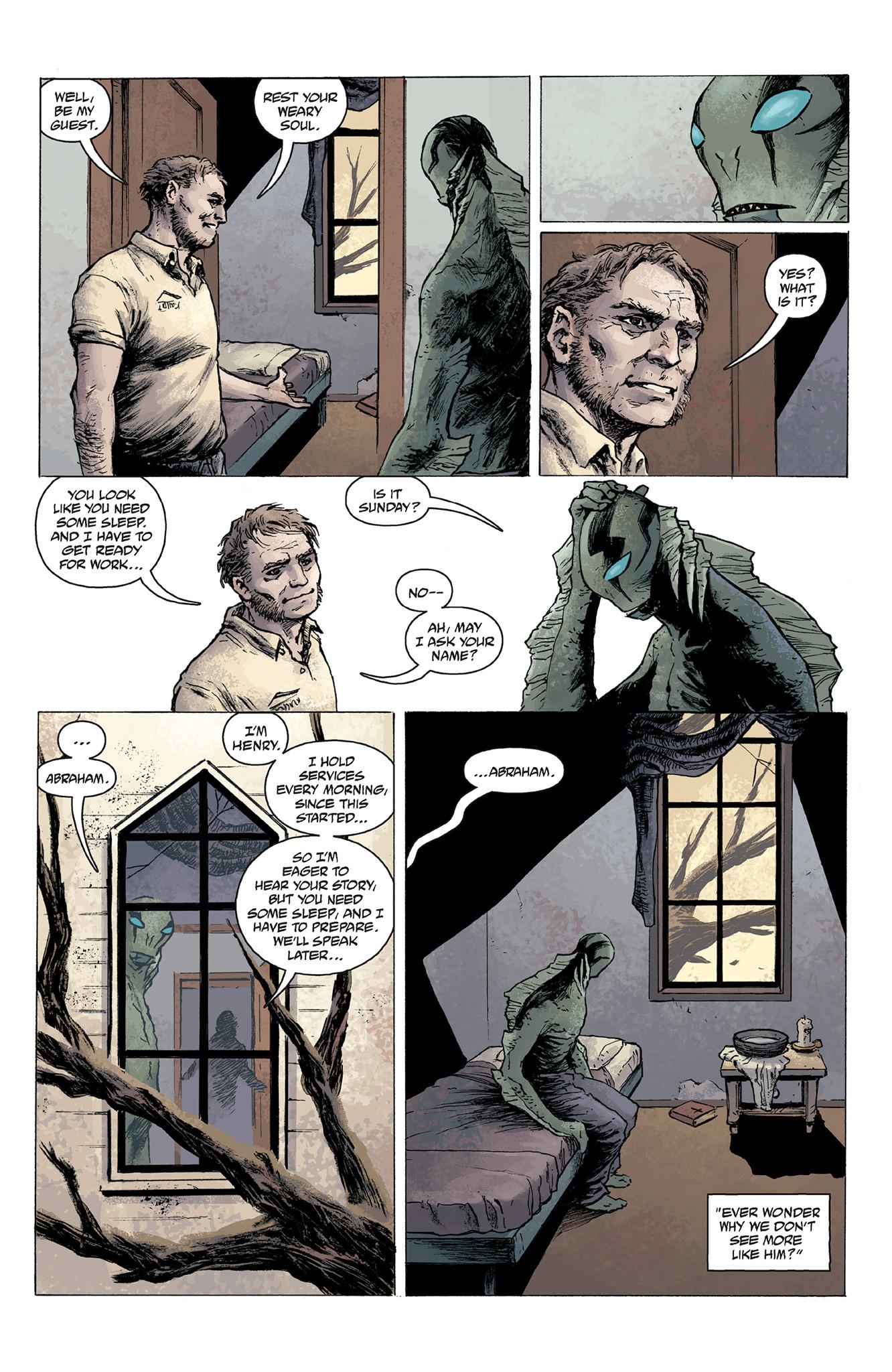 Read online Abe Sapien comic -  Issue #2 - 13