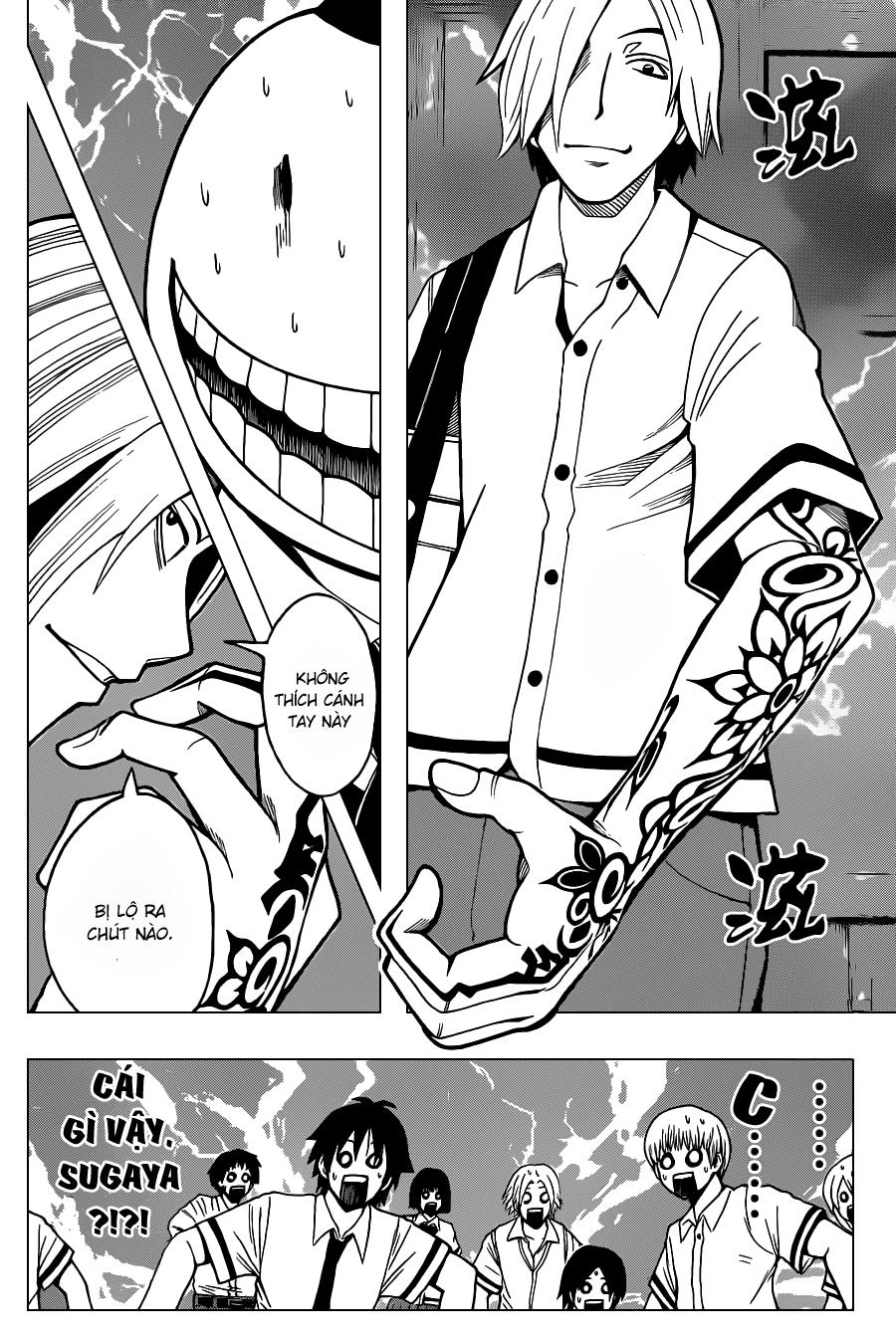 Ansatsu Kyoushitsu chap 37 trang 3