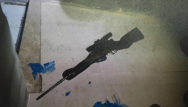 Forças de segurança descobrem maquinário para produção de armas na Judeia e Samaria