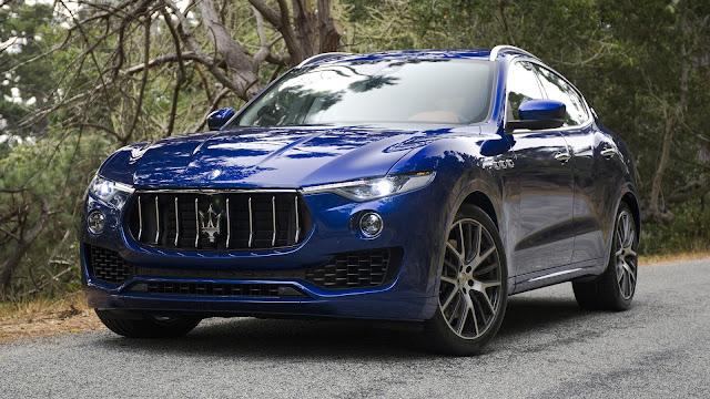 Maserati Levante S Image