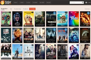 SolarMovie is fast, easy to use and has good quality streaming movies