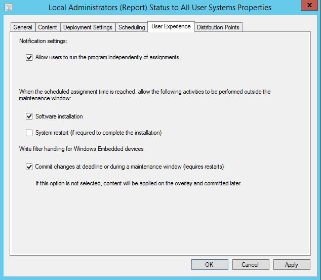 SCCM: Local Administrators Reporting ~ Mick's IT Blogs