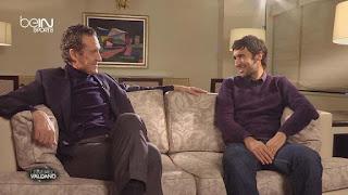 RAÚL GONZÁLEZ entrevistado por Jorge Valdano