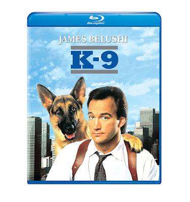 K-9 (1989) Blu-ray