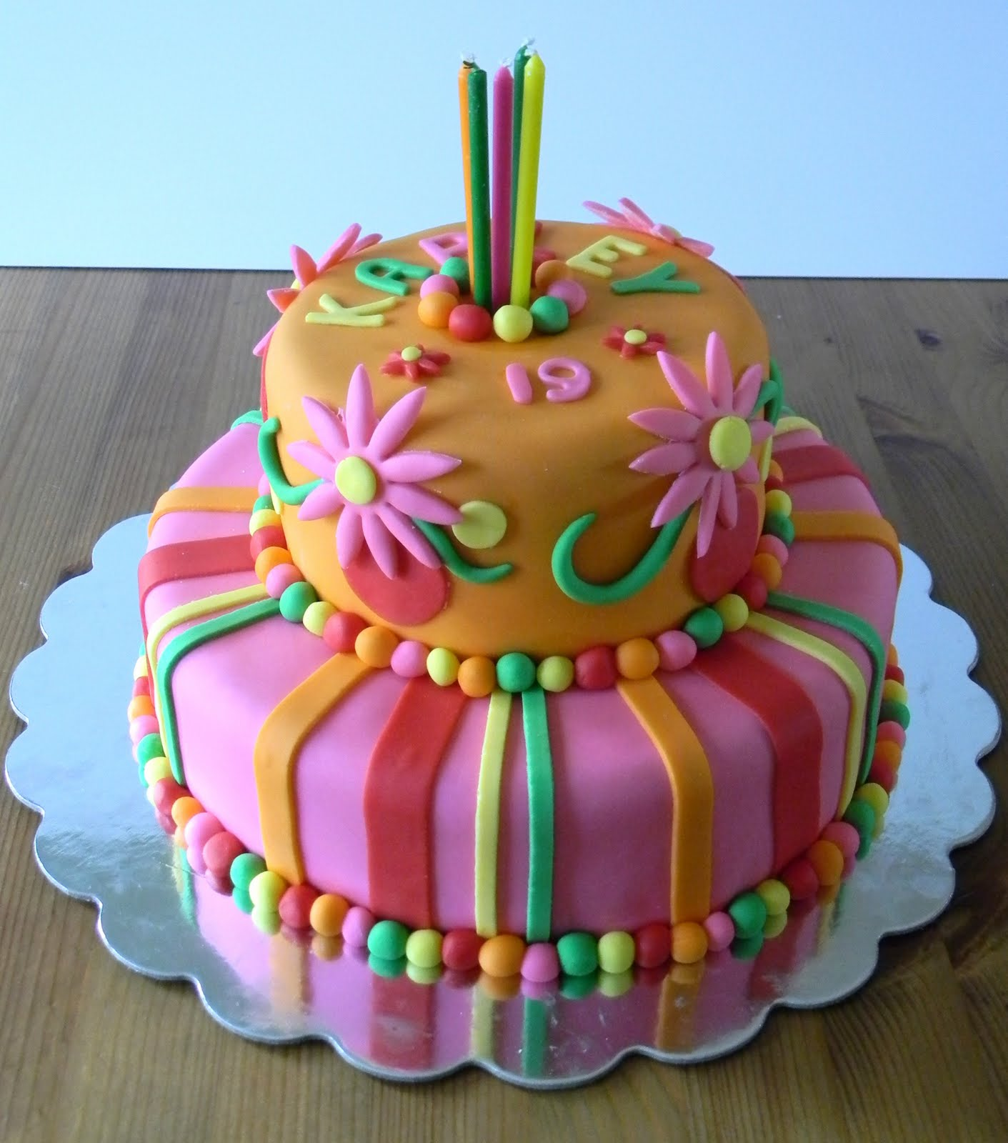Sweet Treats By Bonnie Karleys Cake