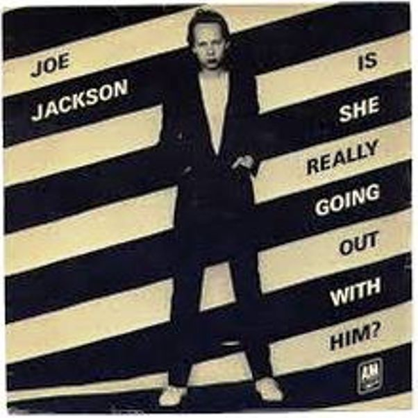 Joe Jackson. Is She Really Going Out with Him?