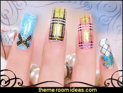 nail art design ideas - Nail Sticker Nail Wraps