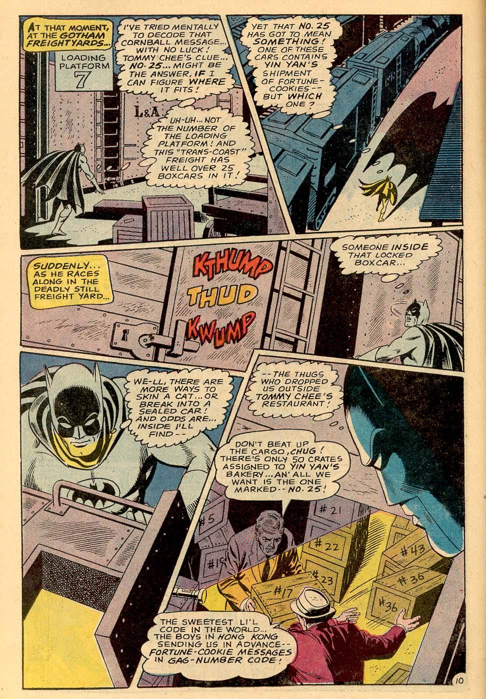Detective Comics (1937) 383 Page 13