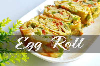 Easy Egg roll Recipe